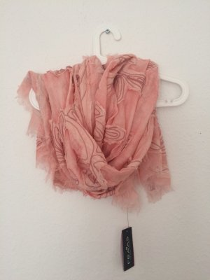 Fraas Summer Scarf nude-light pink cotton