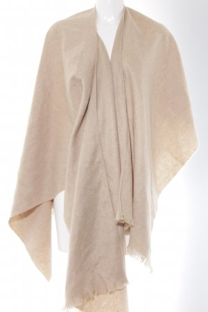 Fraas Poncho creme Casual-Look