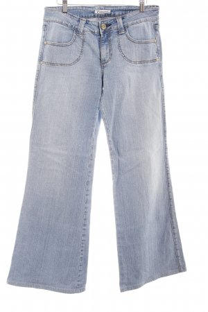 Fracomina Boot Cut Jeans himmelblau Casual-Look
