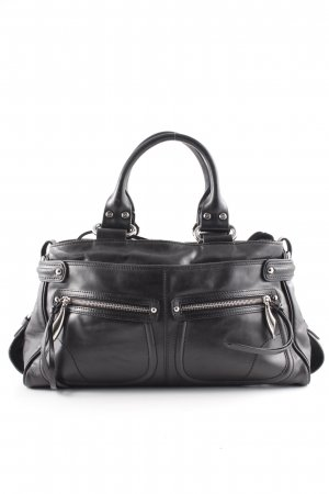 Francesco Biasia Carry Bag black casual look