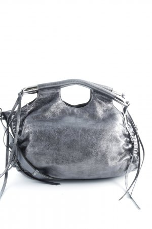 Francesco Biasia Carry Bag silver-colored casual look