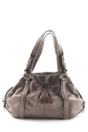 Francesco Biasia Shoulder Bag black brown casual look