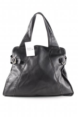 Francesco Biasia Shopper schwarz Casual-Look