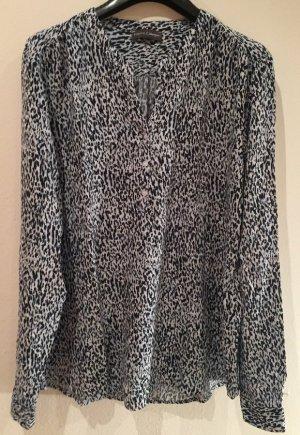 Franco Callegari Slip-over blouse veelkleurig Viscose