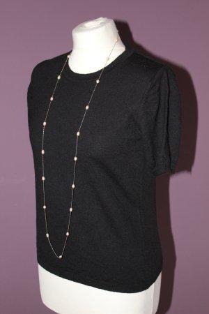 Franco Callegari Long Shirt black wool