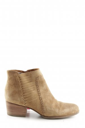 Franco Sarto Ankle Boots braun Casual-Look
