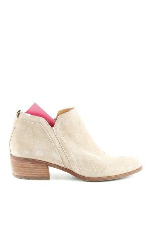 Franco Sarto Ankle Boots hellbraun-cognac Casual-Look