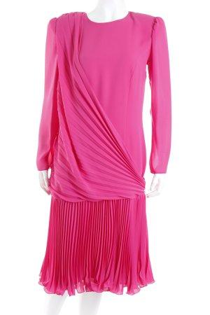Frank Usher Kleid magenta Elegant