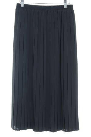 Frankenwälder Pleated Skirt black casual look
