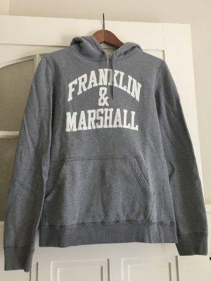 Franklin & Marshall Hoodie grau L