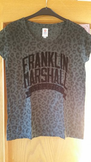 Franklin & Marshall Streetwear Shirt-Leoprint