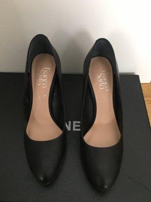 Franko Sarto Schuhe aus Leder und Korksolle