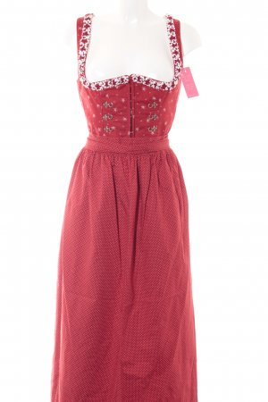 Frankonia Traditional Camisole cognac-coloured country style