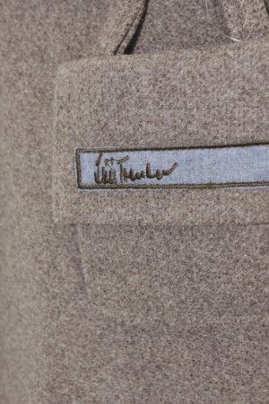 Frankonia Traditional Skirt light grey allover print elegant