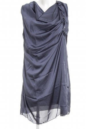 Fransa Abendkleid graublau Elegant