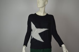 Fransa cooler Pullover Poncho style Gr. S/36/38 oversized skandinavisch