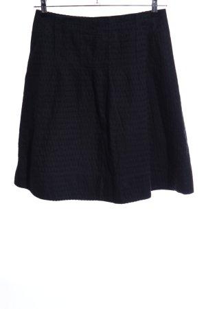 Fransa Flared Skirt black business style