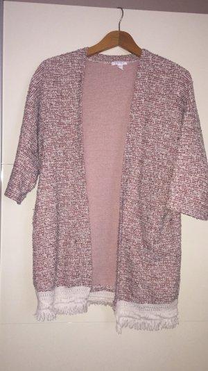 Amisu Knitted Blazer multicolored