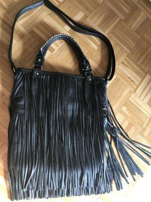 Fransen Handtasche H&M