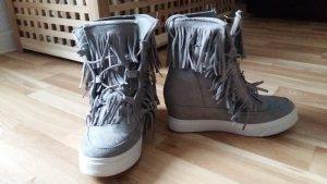 Fransen Stiefel, Boots