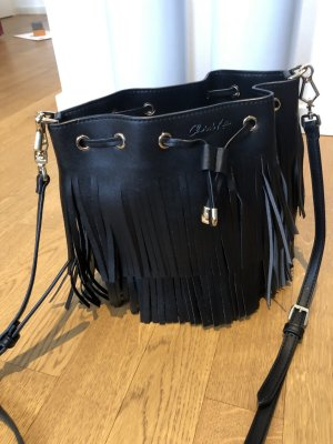 Charles & Keith Pouch Bag black