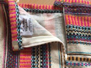 Fransenrock hippie bunt Streifen Zara S 36