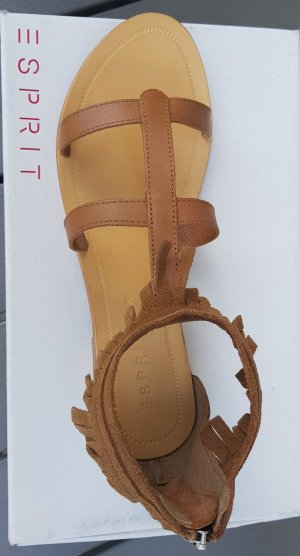 Esprit Roman Sandals light brown