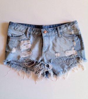 Franzen-Jeans-Shorts