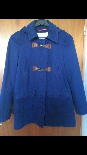 Französische Jacke in blau