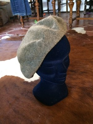 Französische Kappe, 2x getragen