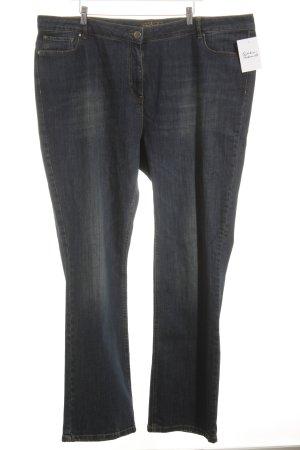 Frapp Slim Jeans blau Casual-Look