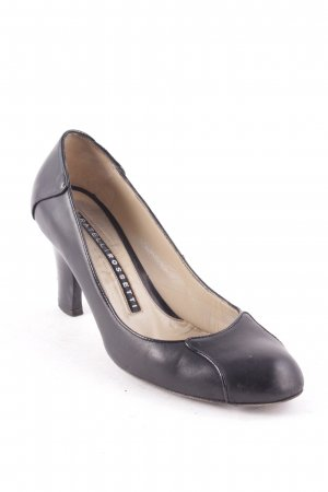 Fratelli rossetti Pumps schwarz Business-Look