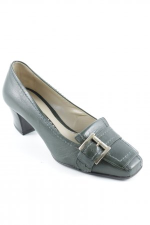 Fratelli rossetti Backless Pumps olive green casual look