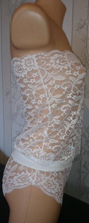 Frauen-Spitze Sexy Nachtwäsche, Dessous Gr. 36/38