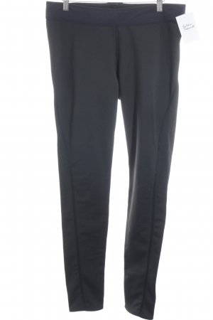 Frauenschuh Sporthose schwarz sportlicher Stil