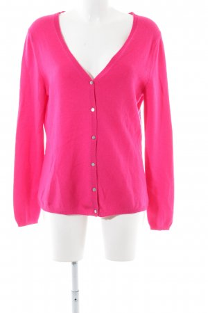 frc cashmere Strick Cardigan pink Casual-Look