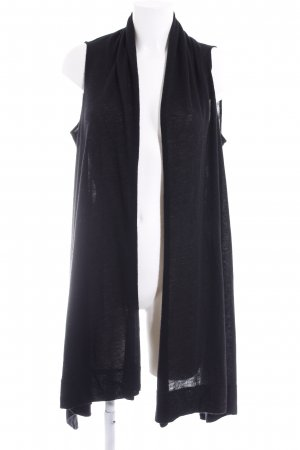 frc cashmere Knitted Vest black casual look