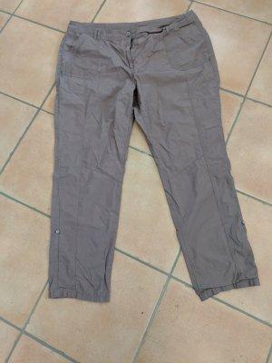 Canda Pantalone cargo marrone-grigio