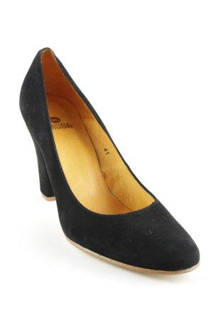 Fred de la bretoniere High Heels schwarz Elegant