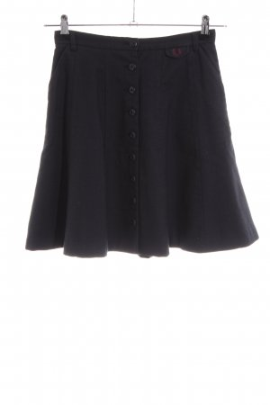 Fred Perry Flared Skirt black casual look