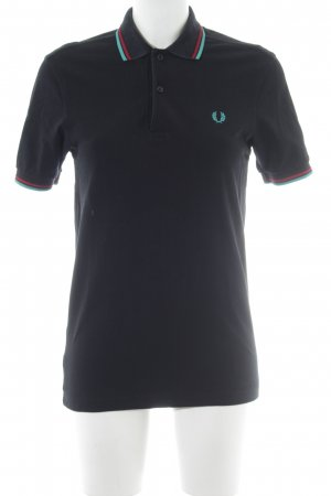 Fred Perry Polo Shirt multicolored boyfriend style