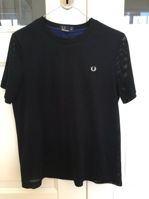 Fred Perry Shirt in blau