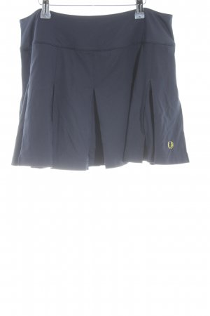 Fred Perry Skorts dark blue athletic style