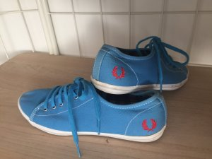 Fred Perry Stoffschuhe Sneaker Gr.39