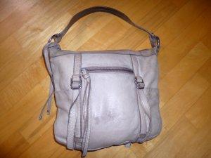 Fredsbruder Shoulder Bag sand brown leather