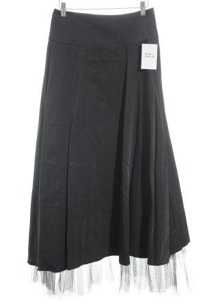 Fred Sun Tüllrock schwarz extravaganter Stil