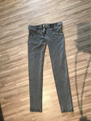 Freddy Skinny Jeans light grey