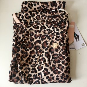 Freddy Jeans WR.UP Neu Gr. L Leoparden Print