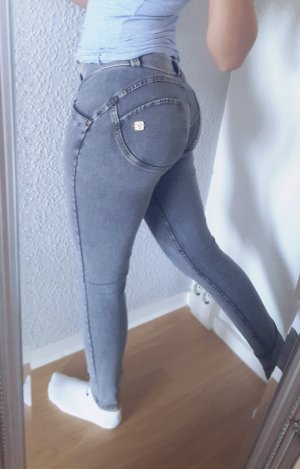 Freddy wr up denim Jeans Leggings Low waist gr. M