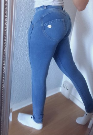 Freddy wr up denim Jeans Optik gr. XS hellblau *NEU*